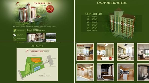 Touch Hill Place Condominium | Webdesign ��§���� �͡Ẻ���䫵�