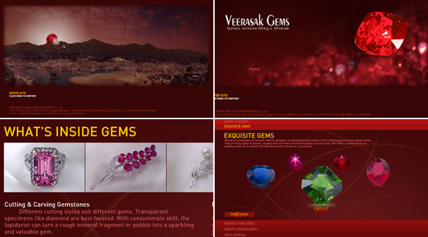VEERASAK GEMS Co.,Ltd | Webdesign ��§���� �͡Ẻ���䫵�