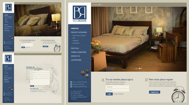Bed Rooms | Webdesign ��§���� �͡Ẻ���䫵�